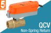 ZONETIGHT™ Zone Valves with Non-Spring Return Actuators -- QCV Series