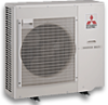 Multi-Zone Heat Pump Systems -- M-Series Outdoor