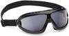 Wheelz Goggle Goggles & Faceshields, Gray Lens Color, Black Frame Color Safety Glasses & Safety Goggles GLS506 -- GLS506 -Image