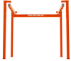 Overhead Workstation Bridge Cranes -- SNAPTRAC® -Image