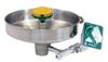 7360B-7460B - Haws Axion MSR Eyewash Bowl, Wall-mount, Stainless Steel bowl -- GO-06767-32 - Image