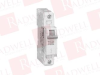 ALLEN BRADLEY 1492-ACBH1 ( CIRCUIT BREAKER, 1 POLE, AUXILIARY CONTACT, 6 AMP, 277 VAC, 6A 50 VDC, 1A 125 VDC, 1 NO ) -- View Larger Image
