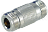 N-Female to N-Female Bullet Adapter -- AXA-NFNF - Image