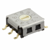 DIP Switches -- A6KS-102RF-ND