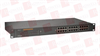 D LINK DSS-24 ( DISCONTINUED BY MANUFACTURER, ETHERNET SWITCH, 5.2 GBPS, 24 PORT, DSS-24+, 100-240 VAC, 50/60 HZ, 1 AMP ) -Image