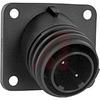 Connector; Plug; 2; Screw Terminal; 32 A/30 A (CSA); 600 VAC/VDC; -40 degC; IP6 -- 70099191