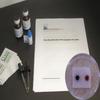 Gun Shot Residue Presumptive Test Kit -- IS9001
