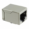 Modular Connectors - Jacks With Magnetics -- 553-3746-ND