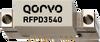 45 - 1218 MHz, 27 dB GaAs / GaN Power Doubler Hybrid Amplifier -- RFPD3540