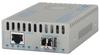 10/100/1000BASE T to 1000/10G Fiber Media Converter -- iConverter® 10GXT