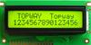 16x2 Character Display Module -- LMB162HBC - Image