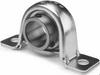 Pressed Steel Light Duty Eccenctric Locking Collar Type -- SAPP204-12