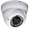 480 TV Lines Weather-proof Dome Camera SCD718