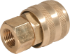 """A"" Style Female Air Quick Coupler -- 0431957 - Image"