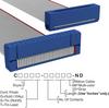 Rectangular Cable Assemblies -- C3BEG-3406G-ND -Image