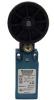 MICRO SWITCH GLL Series Global Limit Switches, Side Rotary, Fixed Length Lever with 50mm rubber roller, 1NC/1NO Direct Opening SPDT snap action, 20mm conduit -- GLLC01A1Y - Image