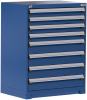Heavy-Duty Stationary Cabinet (with Compartments) -- R5AEC-4413 -Image