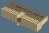 Backplane Connectors, 2.00 mm (0.079 in.), Hard Metric Backplane System - Compact PCI®, Gender=Receptacle -- HM2R01PA5100N9 - Image