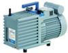 698120 - Vacuubrand Rotary Vane Vacuum Pump; 1.6 cfm/2x10-3 mbar/230 V -- GO-79107-05 - Image