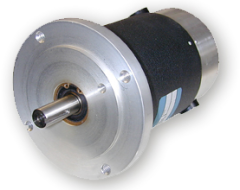 Brushed DC servomotor from SDP/SI