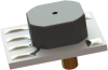 Uncompensated Surface Mountable Pressure Sensor -- RS Series -Image