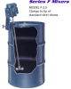 Neptune Bung-Entering Drum Mixers -- Series-F