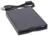 Sabrent 1.44MB External USB 2X Floppy Disk Drive (Black) -- SBT-UFDB