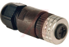 Micro-Change (M12) Single Keyway with PG 9 Cable Fitting, 8A4000-32 120071-0036 -- 70069092