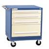 4 Drawer Mobile Cabinet -- RP1441AL - Image