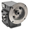 WORM GEARBOX, 2.37IN, 20:1 RATIO, 56C-FACE INPUT, HOLLOW SHAFT OUT -- WG-237-020-H