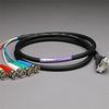 PROFlex VGA 5Ch 1.5C 15P Male-BNCM 75' -- 30VGA515C-15MB-075