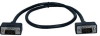 10ft QVS Ultra Thin SVGA HD15 M/M Triple Shielded Cable -- CC388M-10 - Image