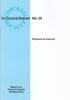 TR39 Polymers In Concrete Technical Document -- Technical Report 39