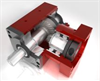 Right Angle Helical Gearbox -- RAAS