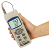 pH/ORP Meter with Real-Time Data Logger -- PHH-SD1 - Image