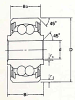DSP Series Control Ball Bearings -- DSP 8X