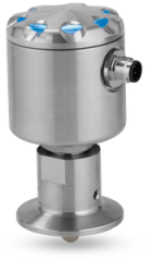 Alfa Laval Level switches are hygienic measuring devices that are especially suitable for detecting liquid levels in small process tanks used in brewery, food and beverage and personal care industries.