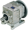 In-line helical speed reducer -- RP Series