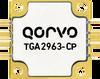 6 - 18 GHz, 20 Watt GaN Power Amplifier -- TGA2963-CP -Image