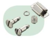 1/4 Turn Oval Slotted Stud w/ Retainer -- MKAT05MTL68-001 - Image