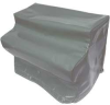 Tarp,5-Sided,18 x 18 x 24 In,Gray -- 9XDH1 - Image