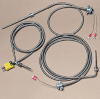 Bayonet Thermocouple Probe -- BT Series