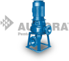 Vertical One Stage Solids-Handling Pump -- Model 614 - Image