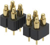 Rectangular Connectors - Spring Loaded -- ED10694-ND