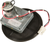 12V DC Gear Motor with Drive Wheel -- 8291700