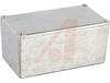 Enclosure;Diecast Aluminum;Natural Finish; 4.37L x 2.37W x 2.13H in -- 70148898