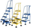 Commercial Spring Loaded Ladders -- LAD-5-Y