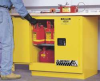 Safety Cabinet,Under Counter,Manual Door -- 1YNF8