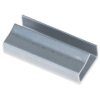 """1/2"""" Open/Snap On - Metal Poly Strapping Seals -- PS1210SEAL -- View Larger Image"""
