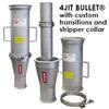 Pneumatic System 4JIT Bullet® Magnet